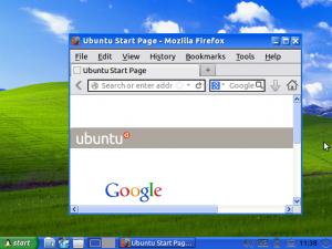 Lubuntu XP